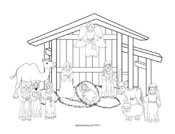 Build a Nativity