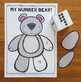 Number Game 5-10 {Build a Number Bear!}