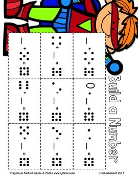 Math Fluency Mini Book with Unknowns to Build Automaticity