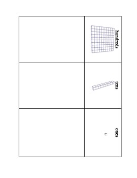 Build a Number -- Place Value Games with Dice and Cards   2.NBT.A.4
