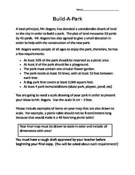 Build a Park Project