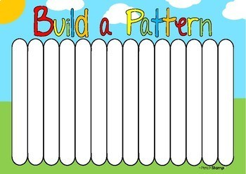 Build a Pattern - Colours