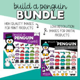 Build a Penguin Bundle-Movable and High Resolution Versions
