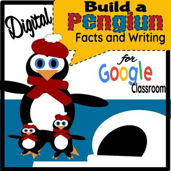 Build a Penguin Facts and Writing