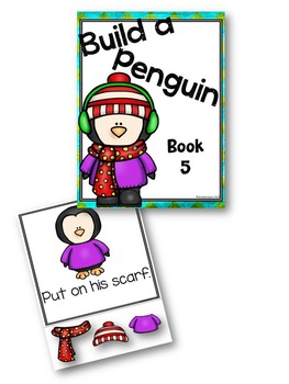 Adapted Books Build a Penguin