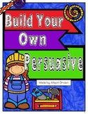 Build Your Own Persuasive Lap Book
