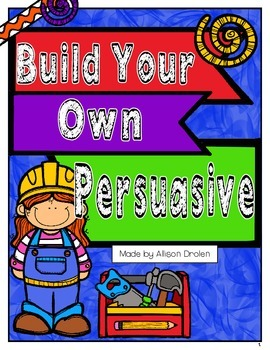 Build Your Own Persuasive Lap Book