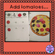 Build a Pizza Adapted Book for Anytime Use for Autism and Special Education