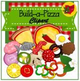 Build-a-Pizza Clipart