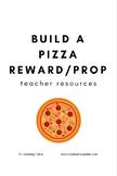 Build a Pizza Reward/Prop