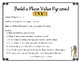 Build a Place Value Pyramid - Numbers in Standard and Word/Unit Form 4.NBT.A.2