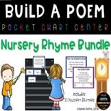 Build a Poem ~ Bundle ~ Classic Nursery Rhymes Pocket Char