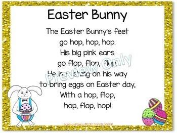 Build a Poem ~ Easter Bunny ~ #Easterbunny