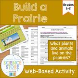 Build a Prairie- Ecosystem Activity (Web Based)