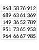 Build a Problem Multiplication Activity 16 pg
