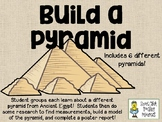 Build a Pyramid - Research, Write and Create a Pyramid