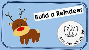 Build a Reindeer