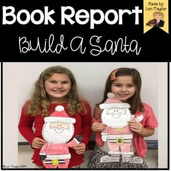 Book Report- Build a Santa