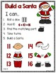 Build a Santa - Eight Math Games in One!