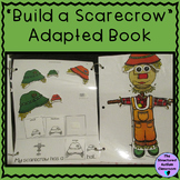 Build a Scarecrow Adapted Book for Autism and Special Education