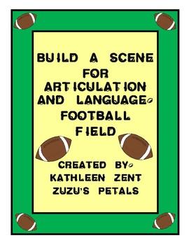 Build a Scene: Football Field