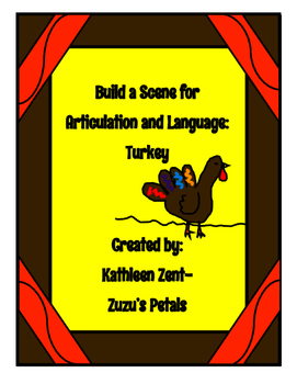 Build a Scene Turkey for Thanksgiving
