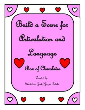 Build a Scene Valentine Chocolates