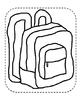 Build a Scene for Articulation and Language: Backpack and Desk for Fall
