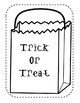 Build a Scene for Halloween: Trick or Treat Bag
