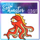 Build a Sea Monster or Sea Creature Clipart