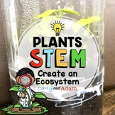 Build a Self-Contained Ecosystem STEM Activity