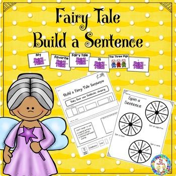 Building Sentences ~ Fairy Tales