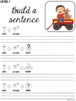 Build a Sentence: Fall