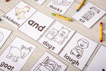 Build a Sentence: Practice Adjectives, Verbs, & Grammar!