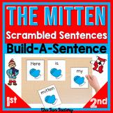Build a Sentence | Scrambled Sentences Activities |The Mit