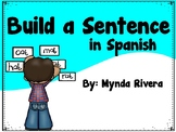 Build a Sentence in Spanish