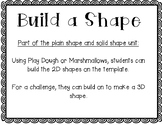Build a Shape