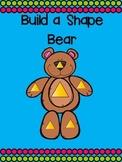 Build a Shape Bear