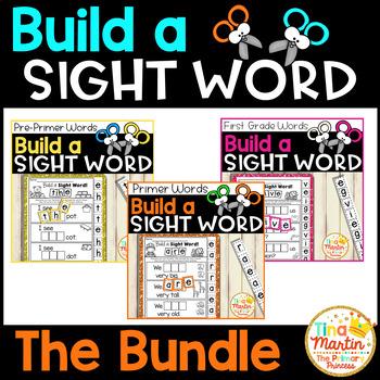 Sight Word Practice! (The Bundle)