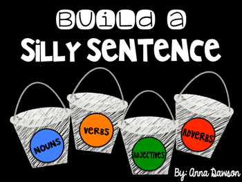 Build a Silly Sentence