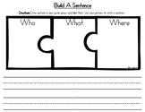 Build a Simple Sentence