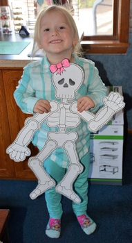 Build a Skeleton Craft