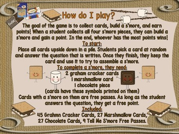 Build a S'more While You Tell Us S'more (Icebreaker Game)
