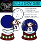 Build a Snow Globe Clipart {Creative Clips Clipart}