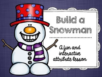 Build a Snowman: Attributes
