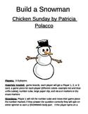 Build a Snowman Chicken Sunday by Patricia Polocco