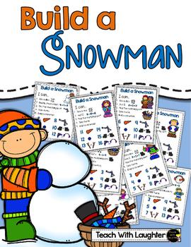 Build a Snowman - Eight Math Games in One!