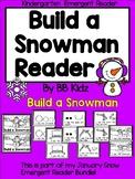 Build a Snowman Emergent Reader