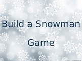 Build a Snowman Fact Game