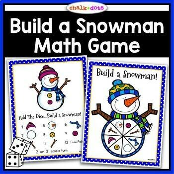 Build a Snowman Game